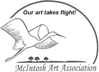 McIntosh Art Association is looking for Art Instructors