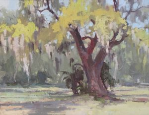 Mary O Smith Harris Neck Oak