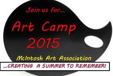 Kids Summer Art Camp | McIntosh Art Association