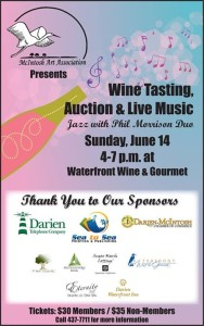 MAA Wine Auction and Concert 2015