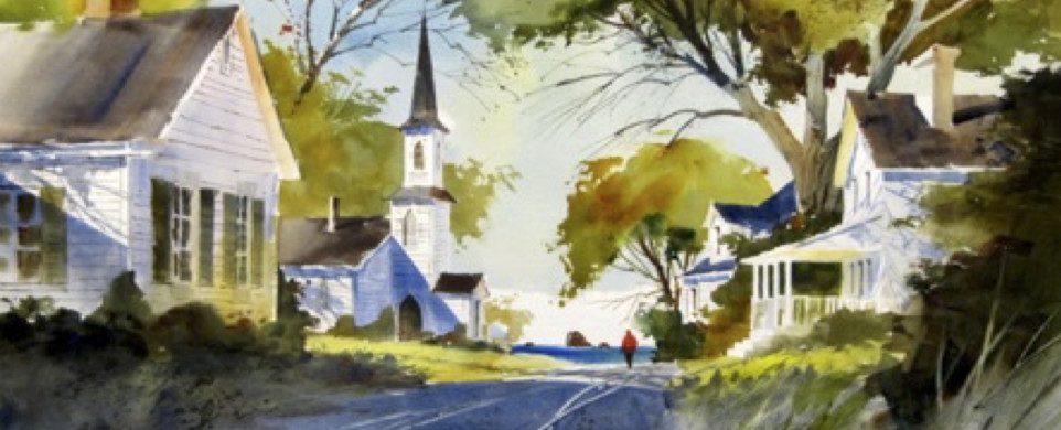 Watercolor Painting Workshop In Statesboro, GA