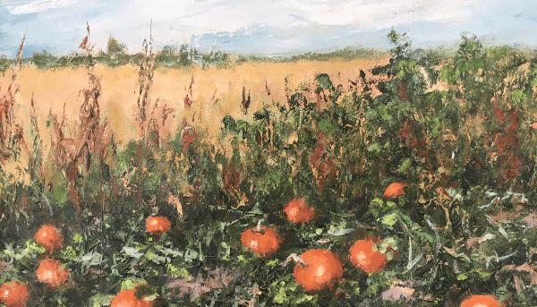 Pumpkin Patchby Helen Carmichael