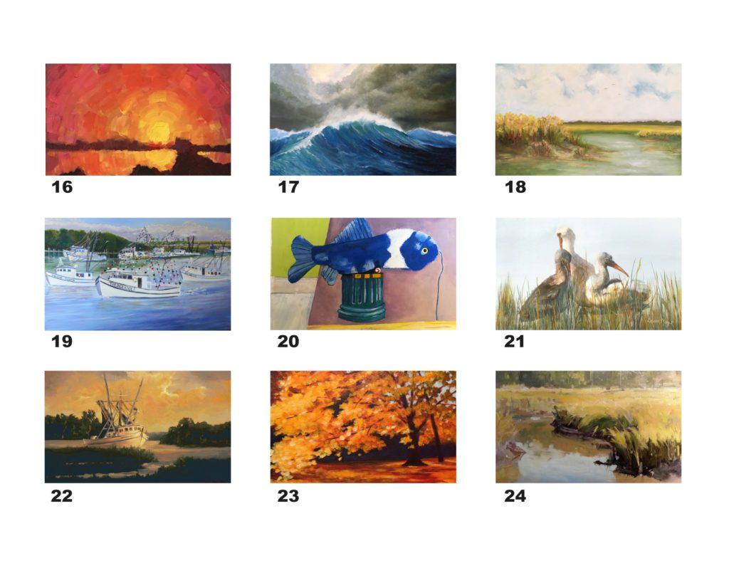 2020 MAA Calendar 16-24