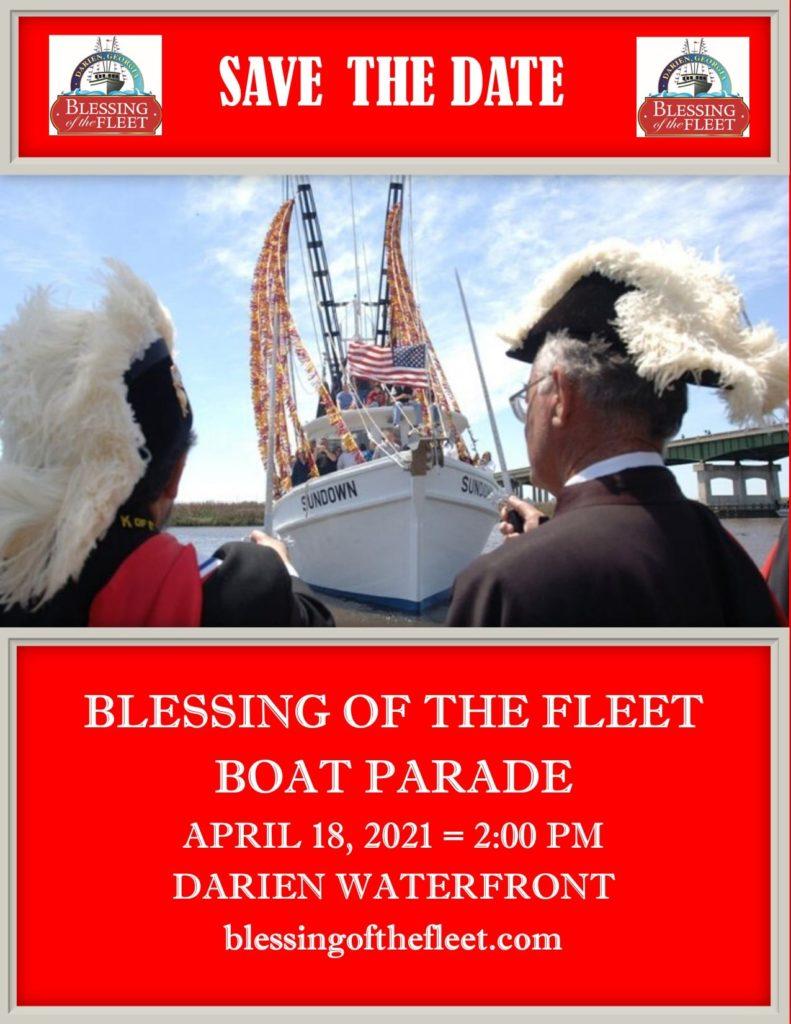 Blessing of the Fleet 2021