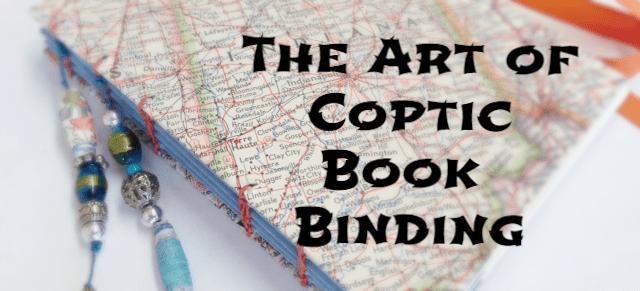 Coptic Book Binding Class